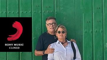 "Amaury Pérez encuentra cartel de Sony Music ""cerrado"""