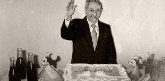 Un Raúl Castro muy retro festeja su cumpleaños 90