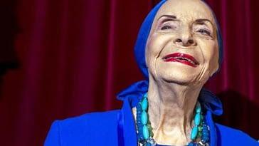 Alicia Alonso dice que a los 95 años quiere probar el guaguancó