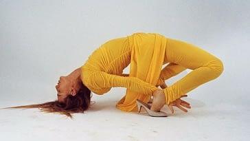 "Bailarina cubana que ""se tira al piso"", como Pablito"
