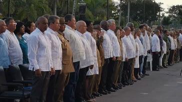 Miembros del Comité Central competirán a ver quién tiene más barriga