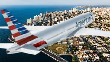 Regresaron los vuelos Cuba - EEUU
