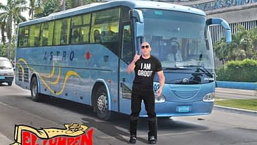 Vin Diesel en Cuba, para filmar una película